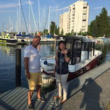 Lernen Sie Bootfahren Bodensee