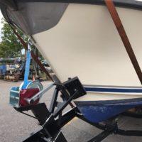 Sichere Bootstransporte der Bootsfahrschule CaptainsMarine am Bodensee. Emil Munz bringt ihr Boot an jeden Ort!