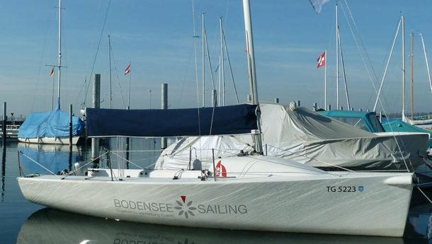 Segelboot am Bodensee mieten