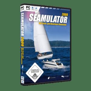 Computerspiel, der Seamulator. Die Yacht- und Motorboot-Simulation für den Spass zu Hause.