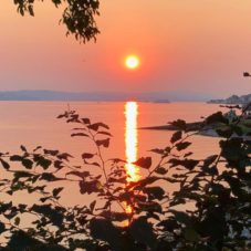 Bodensee Impressionen Sonnenuntergang CaptainsMarine Bootsfahrschule (1)