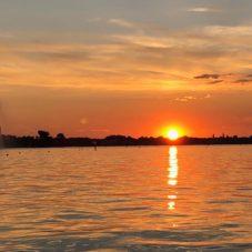 Bodensee Impressionen Sonnenuntergang CaptainsMarine Bootsfahrschule (2)