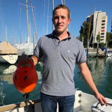 Bootsfahrschueler von CaptainsMarine Bootsfahrschule in Bottighofen Schweiz bestanden