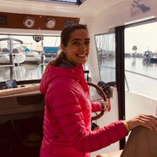 Bootsfahrschueler am Bodensee der Bootsfahrschule Emil Munz Captainsmarine (3)