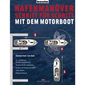 CaptainsMarine - Bootsfahrschule Hafenmanöver Schritt für Schritt - mit dem Motorboot