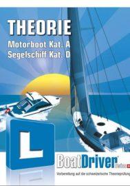 Bootsfahrschule am Bodensee Theoriebuch Motorboot Segelschiff CaptainsMarine